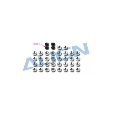 Special washer set for Align T-REX 250 rc helicopter (H25054A)