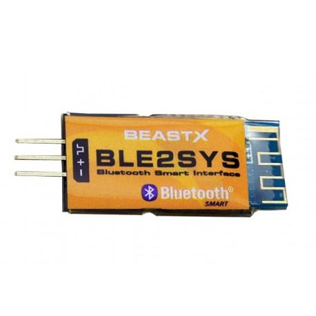 BLE2SYS Interface de programmation Bluetooth Microbeast