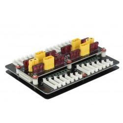 ParaBoard 2-8S/4P - XT60 - EH - with SMD fuses