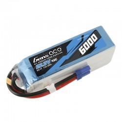 GENS ACE 6000 mAh 6S1P 45C LiPo battery pack