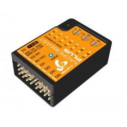 système flybarless BeastX Microbeast Plus Helistore télécommande