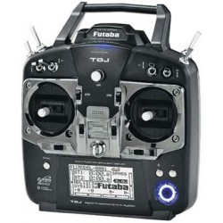 Futaba 8J - mode 2 radio air system