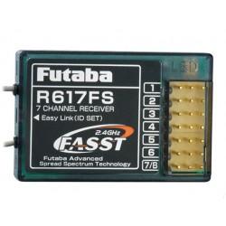 Récepteur Futaba R617FS