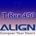 Pièces Align T-Rex 450