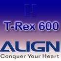 Pièces Align T-Rex 600