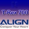 Align T-Rex 700 parts