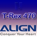Pièces Align T-Rex 470