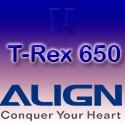 Pièces Align T-Rex 650