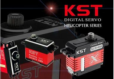 Helistore KST Servos